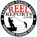 Reel Reports Endorsed Fishing Guide